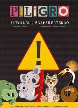 ¡Peligro! Animales desapareciendo