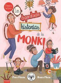 DISPARATADAS HISTORIAS DE LOS MONKI, LAS.(GALI-LEO