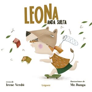 Leona anda suelta
