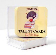CONVERSA Talent Cards