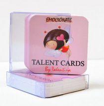 EMOCIÓNATE Talent cards