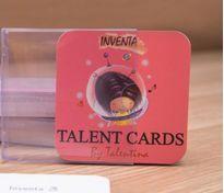 INVENTA Talent Cards