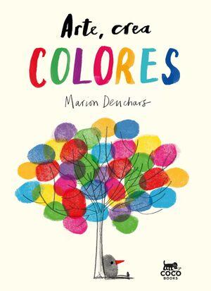 Arte, crea colores