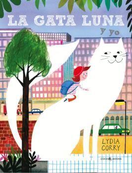 La gata Luna y yo
