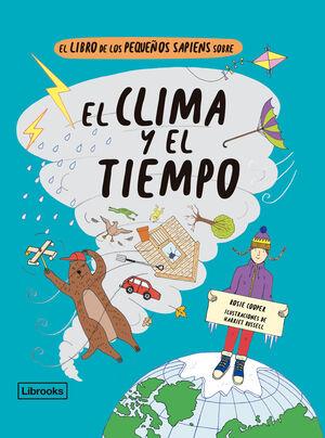 El libro de los pequeños sapiens sobre el clima y el tiempo