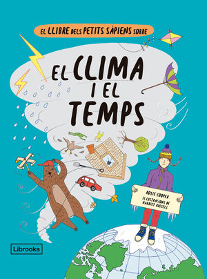 El llibre dels petits sàpiens sobre el clima i el temps