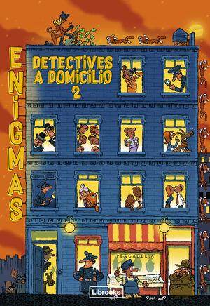 Enigmas. Detectives a domicilio 2