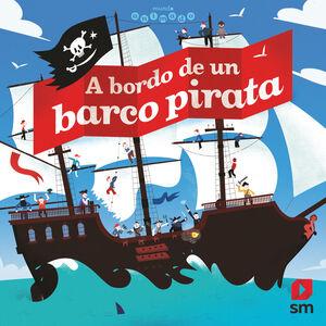 A bordo de un barco pirata