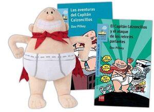 PACK CAPITÁN CALZONCILLOS