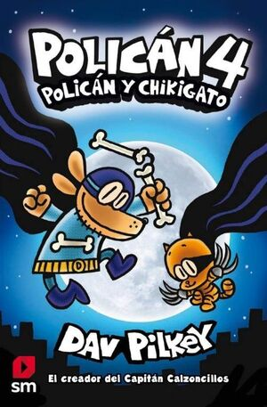 POLICÁN Y CHIKIGATO