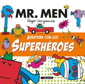 Aventura con los superhéroes