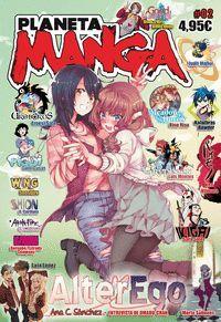 Planeta Manga nº 02