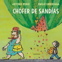 CHOFER DE SANDIAS