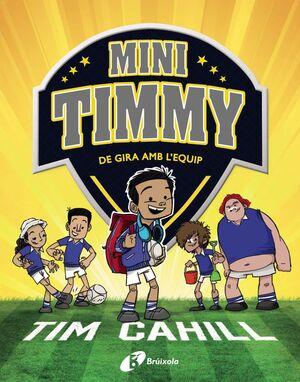Mini Timmy - De gira amb l'equip (5)