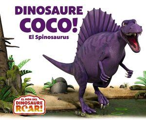 Dinosaure Coco! El Spinosaurus