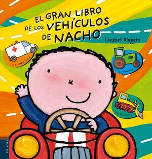 El gran libro de los vehículos de Nacho