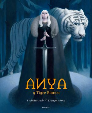 Anya y Tigre Blanco