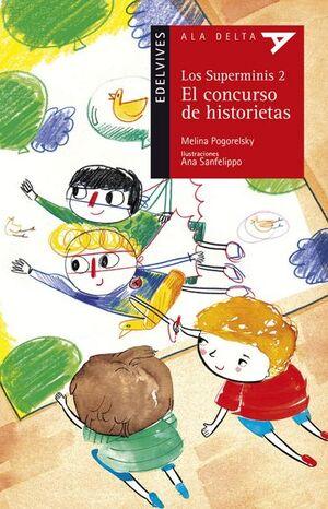 SUPERMINIS 2 EL CONCURSO DE HISTORIETAS