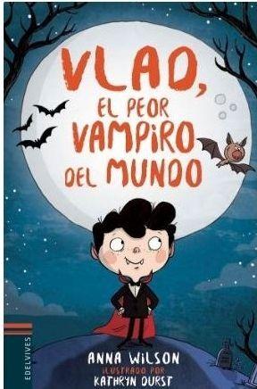Vlad, el peor vampiro del mundo