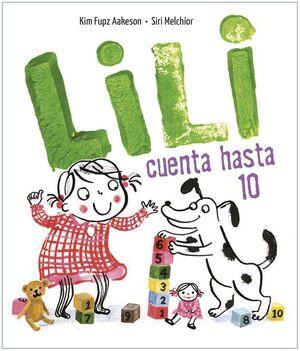 Lili cuenta hasta 10