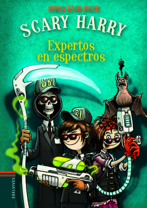 SCARY HARRY 3 EXPERTOS EN ESPECTROS