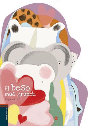 BESO MAS GRANDE,EL