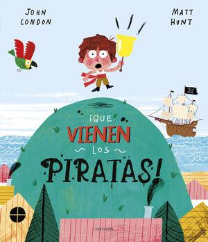 ¡Que vienen los piratas!