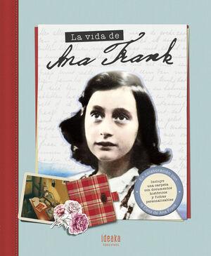 La vida de Ana Frank