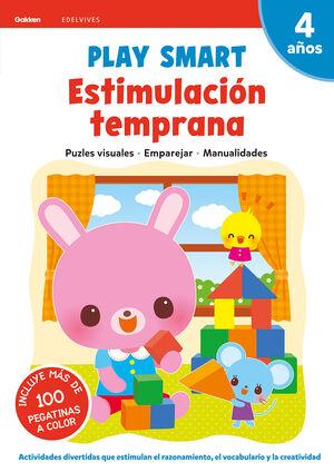 Play Smart : Estimulación temprana. 4 años