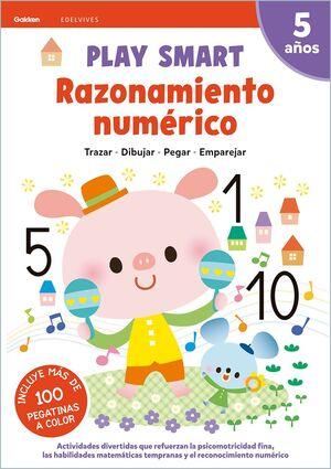 RAZONAMIENTO NUMERICO 5AÑOS 21 PLAY SMART GAKKEN
