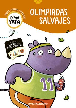 Olimpiadas salvajes. Don Yata