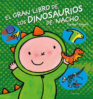 GRAN LIBRO DE LOS DINOSAURIOS DE NACHO,EL