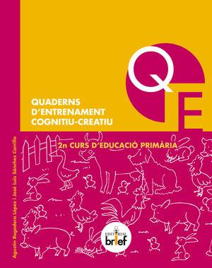 QUADERNS D'ENTRENAMENT COGNITIU-CREATIU (2N DE PRIMARIA)