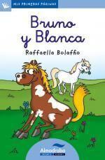 BRUNO Y BLANCA CURSIVA
