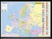 Europa. Mapa escolar 50x70cm