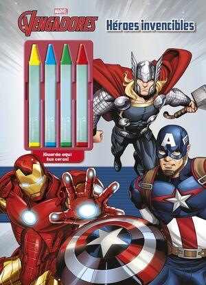 Los Vengadores. Héroes invencibles