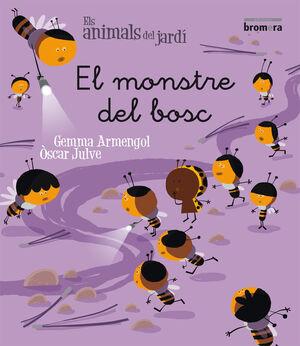 EL MONSTRE DEL BOSC MANUS (PROV)