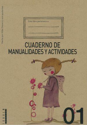 CUADERNO DE MANUALIDADES 1
