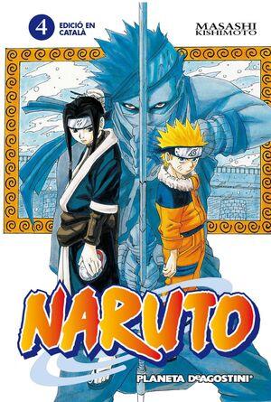 Naruto Català nº 04/72