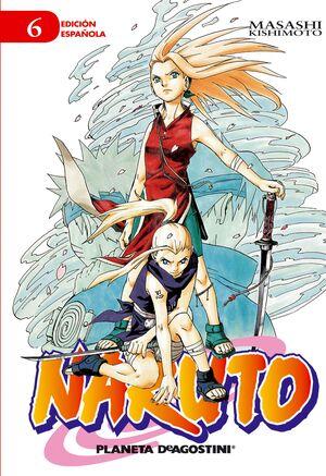 Naruto nº 06/72