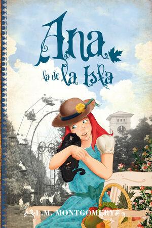 Ana la de la Isla [Ana Shirley 3, publicado 1915]