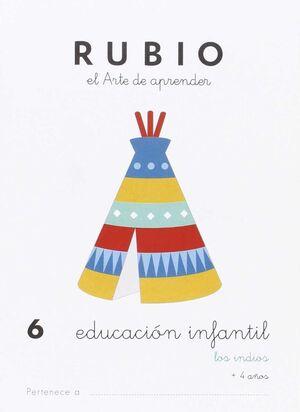 Educación infantil 6