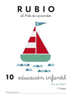 Educación Infantil 10. Los piratas