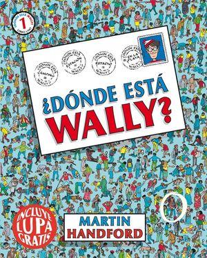 DONDE ESTA WALLY ? EDIC. MINI
