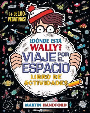 ¿Dónde está Wally? Viaje por el espacio