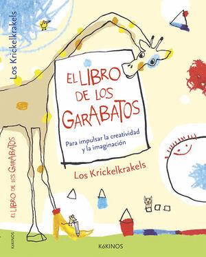 LIBRO DE LOS GARABATOS