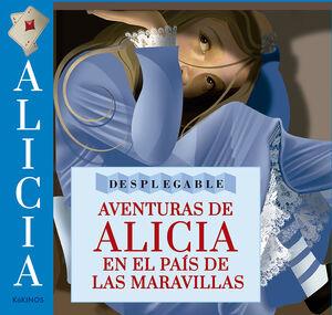 AVENTURAS DE ALICIA EN EL PAIS DESPLEGABLE