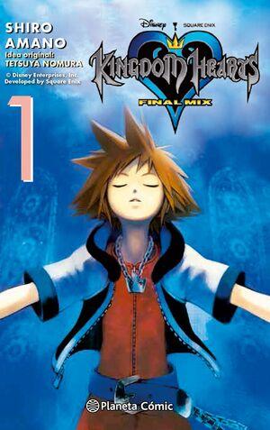 Kingdom Hearts Final mix nº 01/03 (nueva edición)