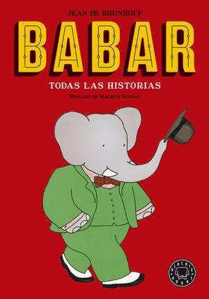 Babar. Todas las historias. Nueva edición