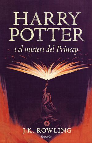Harry Potter i el misteri del Pr�ncep (r�stica)